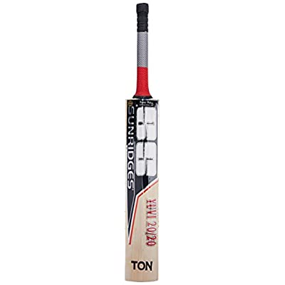 SS Yuvi 20/20 English Willow Cricket Bat, Short Handle