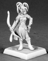 Shalelu Elf Ranger Pathfinder Series - 1