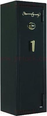 "AMSEC TF5517E5 55-1/4"" x 17-3/4"" x 16"" Gun Safe Electronic Lock"
