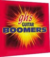 GHS Strings Electric Guitar Boomer Set (Extra