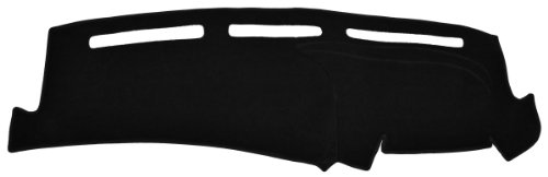 Honda Accord Dash Cover Mat Pad - Fits 1994 - 1997 (Custom Carpet, Black) (1995 Honda Accord Dash Cover compare prices)