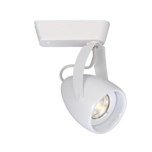 Wac Lighting H-Led820S-Ww-Wt Ledme Impulse - 120V Track Luminaire, 28-Degree Beam Angle, Spot - H Track, Warm White