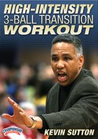 Kevin Sutton: High-Intensity 3-Ball Transition Workout (DVD) by Championship Productions