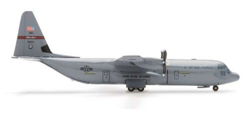 Herpa Us Air National Guard C-130J 1/400 DIE-CAST