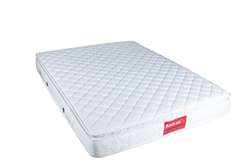 Kurl On Luxurino 8 Inch Queen Size Spring Mattress