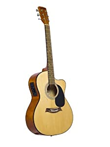 Sonido Semi Acoustic Guitar SME C902 available at Amazon for Rs.8999