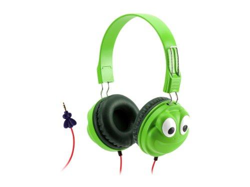 Kids Headphones - Kazoo Frog Myphones