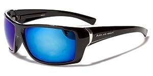 Arctic Blue ® Gafas de Sol - La nueva colección 2014 - Modelo Deportivo - Gafas de Sol / Esqui / Deportes - Protección UV400 (Arctic Blue - Bluetech Lense)
