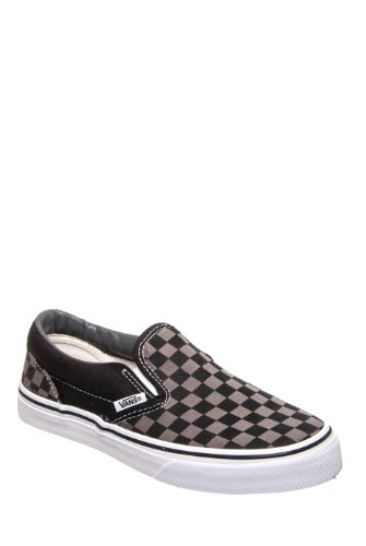 Vans Kids' Classic Slip On Checkerboard Sneaker