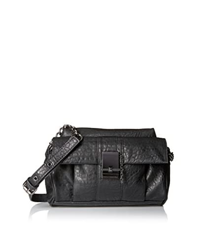 French Connection Women's Izzy Cross-Body, Black