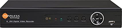 Fearless FT0401 4Channel DVR