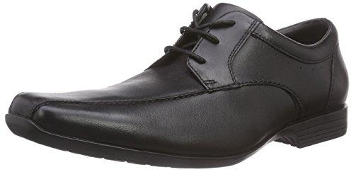 clarks-forbes-over-zapatos-de-cordones-para-hombre-color-negro-black-leather-talla-42