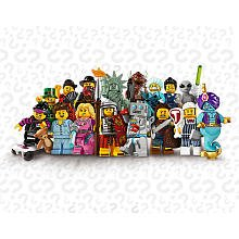 Lego Minifigure Collection Series 6 Mystery Single Random Figure by LEGO