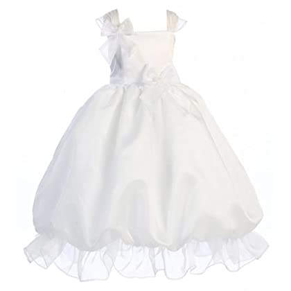 Wonder Girl Elizabeth White First Communion and Flower Girl Long Dress Sizes 2 to 12 coupon codes 2015