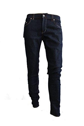 Dondup Jeans Blu Scuro Uomo SLIM (45, Jeans Blu Scuro)