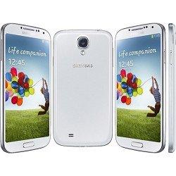 Samsung Galaxy S4 i9505 16GB 4G/LTE White Factory Unlocked, International Version