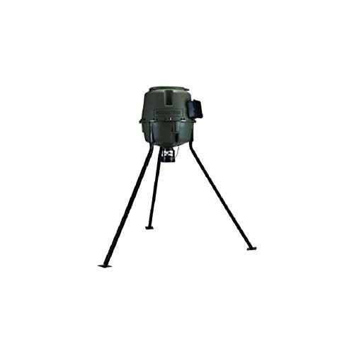 Moultrie 30-Gallon Easy Fill Feeder with Quick-Lock Hopper