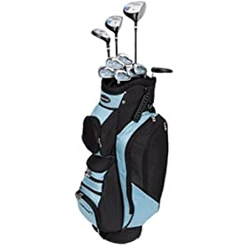 Prosimmon X MODEL Hybrid LADIES Golf Club Club Set & Bag