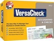 Versacheck Quick Accounting 2012 - Multi User