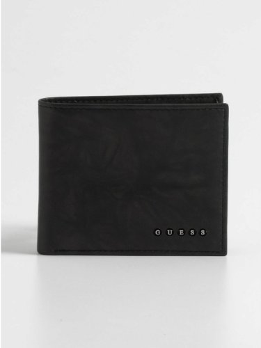 GUESS Cow Billfold Wallet