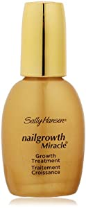 Sally Hansen Nailgrowth Miracle Trtmn 0.45ozclear