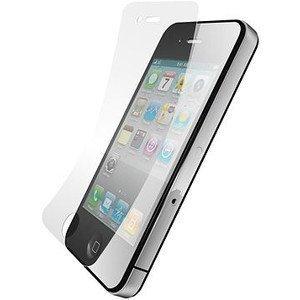 Axstyle 高品質 貼付簡単 多機能 液晶保護フィルム for iPhone 4S/4 アンチグレア/指紋防止/赤外線防止 クリーニングクロス付 Amazon限定 オリジナルモデル