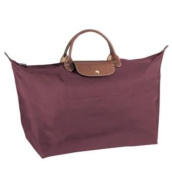 Longchamp discount duty free Longchamp - Le Pliage Large Folding Handbag, Fig