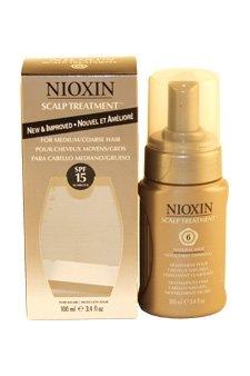 Nioxin System 6 Scalp Treatment Unisex, 3.4 Ounce