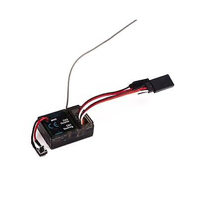ECX 2.4GHz Receiver, Waterproof, 2-Channel V1