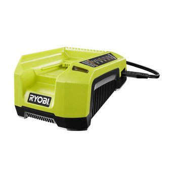 Factory-Reconditioned Ryobi ZRRY40110 16 in. 40V Cordless Lithium-Ion Walk Behind Lawn Mower picture