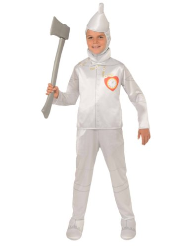Wizard of Oz Halloween Sensations Tin Man Costume (75th Anniversary Edition)