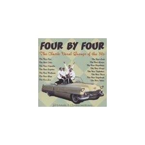 Amazon.com: Four By Four: Classic Vocal Groups of the '50s