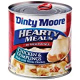 Dinty Moore Chicken & Dumplings 24 oz (Pack of 12)
