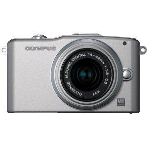 Olympus PEN E-PM1 12.3MP Interchangeable Lens