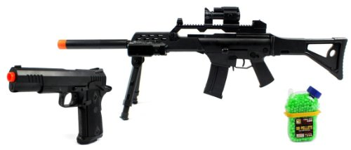 Electric Blowback Airsoft Pistol
