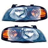 Nissan Sentra SPEC-V Headlights OE Style Replacment Headlamps Pair New
