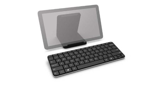 Microsoft Wedge Mobile Keyboard For Business Style: Business Pc, Personal Computer