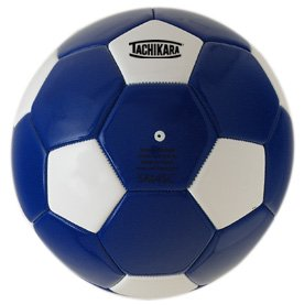 Tachikara SM4SC dual colored soft PU soccer ball,