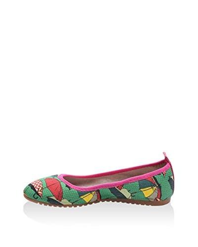 Lizza Shoes Ballerina Lz-6413 [Multicolore]