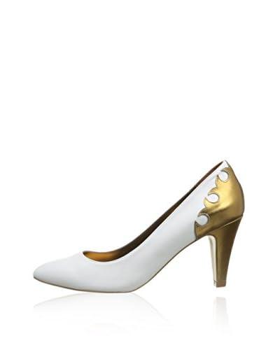 Atelier Mercadal  Blanc (Kaiser Blanco Laminado Bronze) EU 41