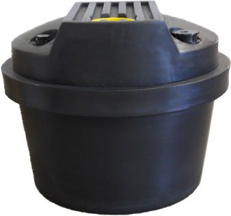 Discount deals plastic food and water storage tank heavy for Plastic hot water tank