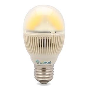 viribright 5w a19 led light bulb brightest 40 watt. Black Bedroom Furniture Sets. Home Design Ideas