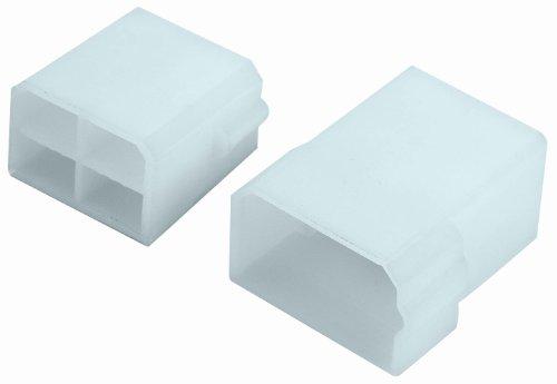 4/334-2 Mehrfachstecker, 2-polig, mehrfarbig