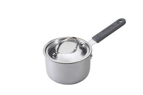 Nordic Ware Restaurant Cookware 1.5 Quart Saucepan with Lid