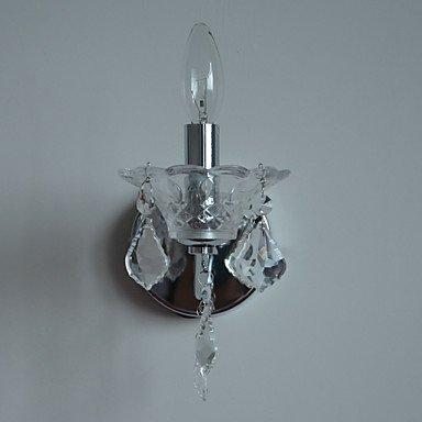 Brššve K9 en cristal moderne Applique Miroir Lumiššre