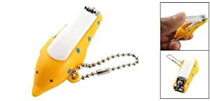 Deep Amber Dolphin Shaped Finger Foot Nail Clippers