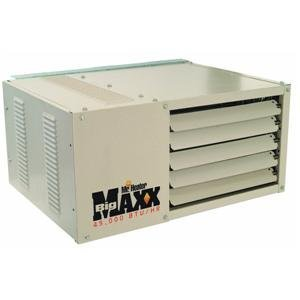 Images for Mr. Heater Big Maxx 45,000 BTU Natural Gas Garage Unit Heater #MHU45NG