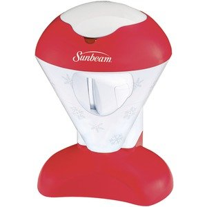 Sunbeam FRSBSC150-RED Ice Shaver, Red