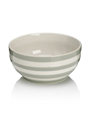 Truro Striped Cereal Bowl