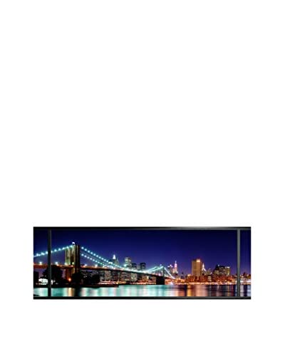 Ambiance Live Vinile Decorativo 3D Effect Brooklyn Bridge